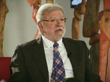 Rodríguez Ibarra durante su entrevista en laSextaNoche