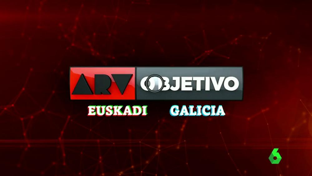 Frame 20.049435 de: Más de 20 puntos de directo, análisis de expertos, regreso del pactómetro... así será 'ARV: Objetivo Euskadi y Galicia'