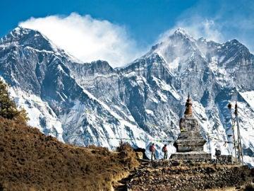 Los peligros del Himalaya nepalí.