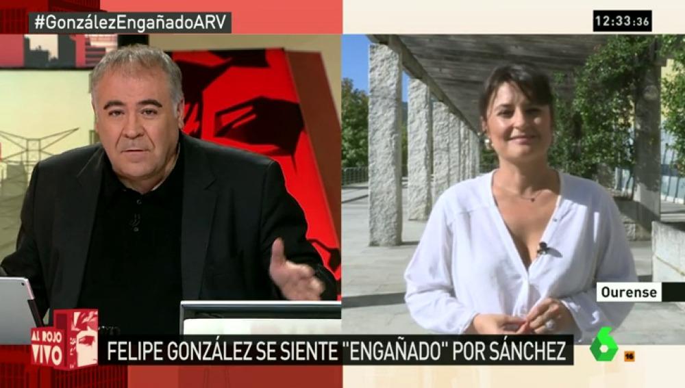 """Laura Seara, del PSOE: """"Sánchez sabrá lo que hace, pero si el Comité Federal no aprueba sus planes, debería dimitir"""""""
