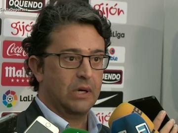 Losada, consejero delegado del Sporting