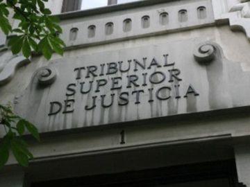 Fachada del Tribunal Superior de Justicia de Madrid