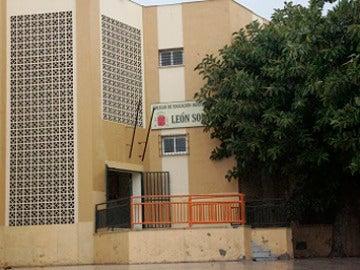 Colegio Público 'León Sola', en Melilla