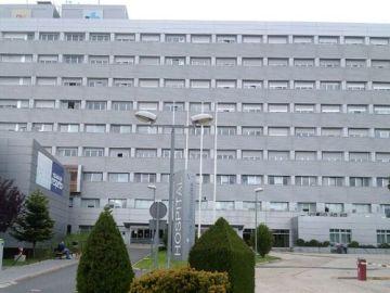 Imagen de archivo del Hospital de Ávila