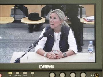 Isabel Jordán, gestora de varias empresas de la trama Gürtel