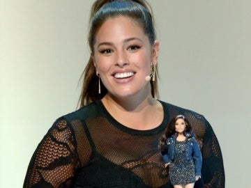 La barbie de la modelo curvy Ashley Graham