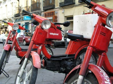 Motos de Telepizza