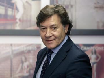 José Ramón Lete, nuevo presidente del CSD
