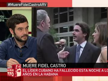 Bustinduy, diputado de Podemos