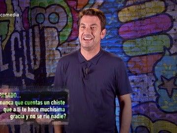 Arturo Valls en El Club de la Comedia