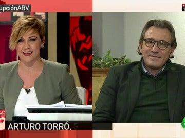 """Frame 1.028606 de: Arturo Torró, exalcalde de Gandía (PP): """"Los de Ciudadanos van de salvadores de la patria"""""""