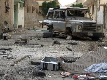 La destrucción de la guerra arrasa Palmira