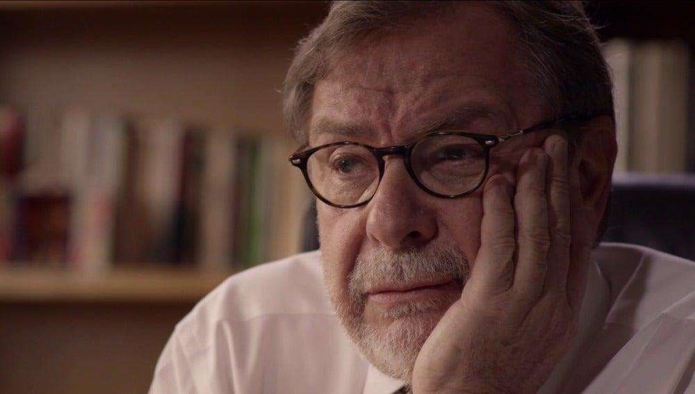 Juan Luis Cebrián en Salvados