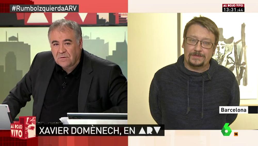 """Frame 2.265862 de: Xavier Domènech: """"El PP ha cerrado en falso el tema de la gobernabilidad de España"""""""