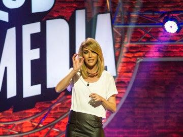 Anna Simon en El Club de la Comedia