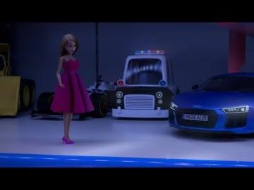 Anuncio navideño de Audi
