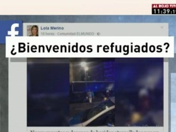 La polémica publicación de Lola Merino