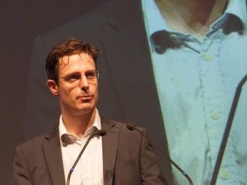 El eurodiputado de la derecha radical alemana Marcus Pretzell