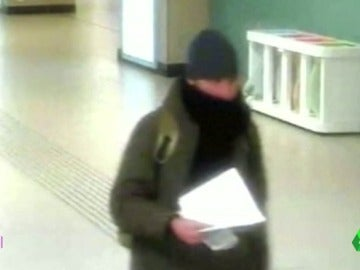 Frame 2.240387 de: El terrorista de Berlín llegó a Bruselas en tren procedente de Amsterdam dos días después del ataque