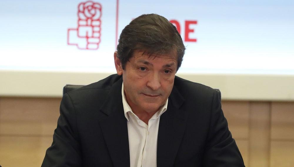 Javier Fernández en una imagen de archivo
