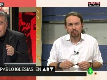 Iglesias, en ARV
