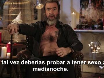 Cantona manda un mensaje a Guardiola