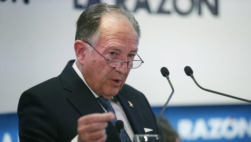 Félix Sanz Roldán, el director del CNI