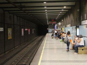 La estación de Xàtiva de Metrovalencia