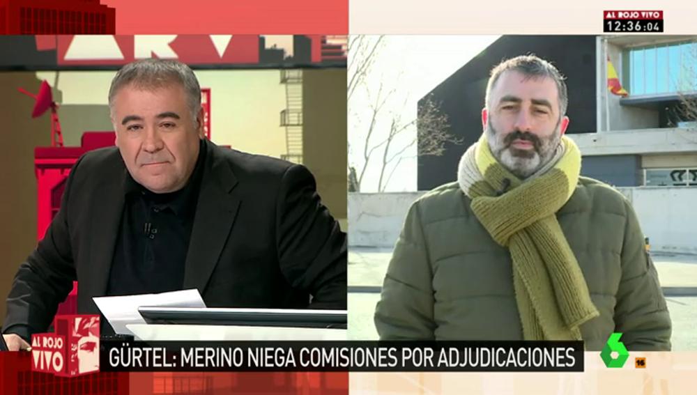 """Frame 5.252334 de: Tono Calleja, sobre Bárcenas y el PP en el juicio de la trama Gürtel: """"Parece evidente que hay un pacto"""""""