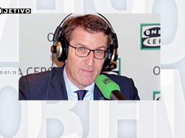 Frame 0.0 de: Feijóo dice que España tiene la mayor deuda pública sobre PIB de la UE