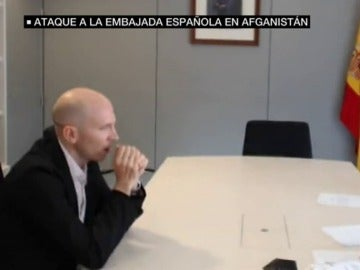 Embajador en Kabul