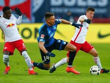 El Hoffenheim, ante el Leipzing
