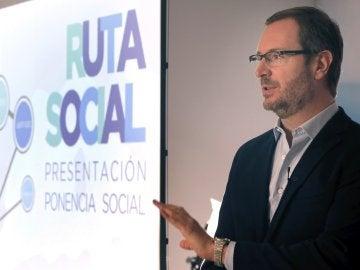 El vicesecretario sectorial del PP y coordinador de la ponencia social del XVIII Congreso Nacional del partido