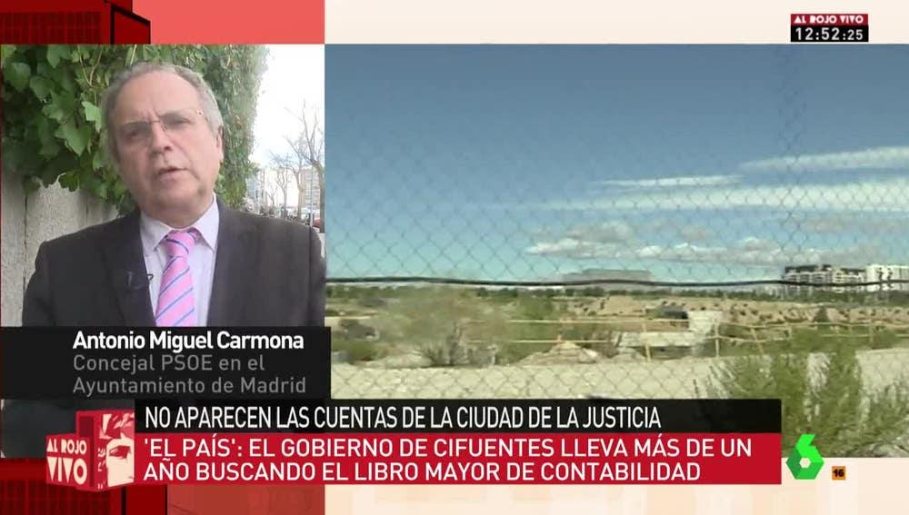 Carmona en ARV