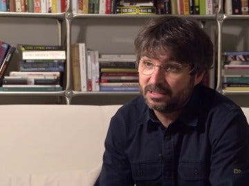 """Frame 351.565466 de: Jordi Evole: """"Es la primera vez que Salvados emite una entrevista póstuma. Tener a Bauman en el programa es extraordinario"""""""