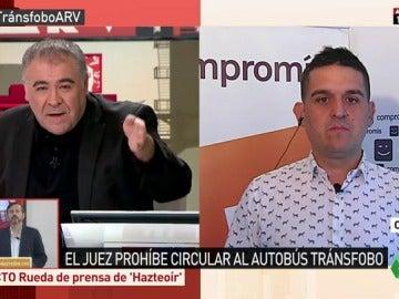 """Frame 19.241885 de: Carles Mulet: """"Hazte Oír no puede ser una asociación de utilidad pública porque propaga el odio"""""""