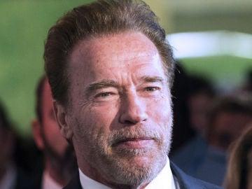 Schwarzenegger  en una imagen de archivo