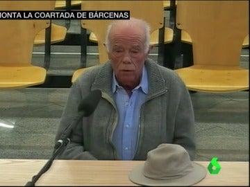 """Frame 13.869483 de: Naseiro desmonta ante el juez la coartada de Bárcenas como marchante de arte: """"No compraba cuadros, ni era coleccionista"""""""