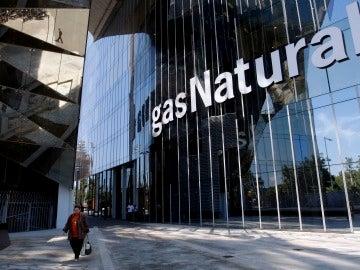 Fachada de Gas Natural