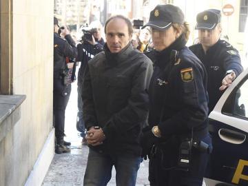 El acusado Miguel Ángel Muñoz Blas