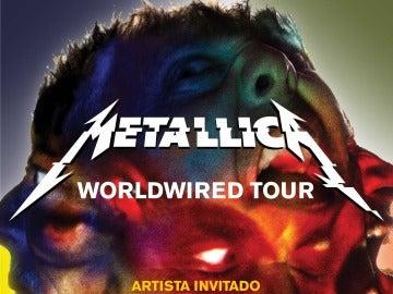 Metallica ofrecerá tres conciertos en nuestro país en 2018