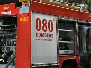 Camión de bomberos de la Generalitat