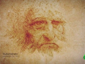 Frame 1.614249 de: El autorretrato de Da Vinci, una obra de Leonardo en la que el retratado no sería él