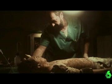 Fotograma del corto 'Tabib', de Carlo D'Ursi