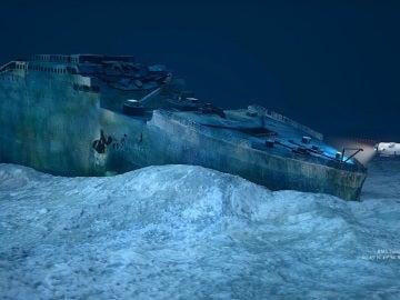 En 2018 se podrá vivir la experiencia de bucear alrededor del famoso 'Titanic'
