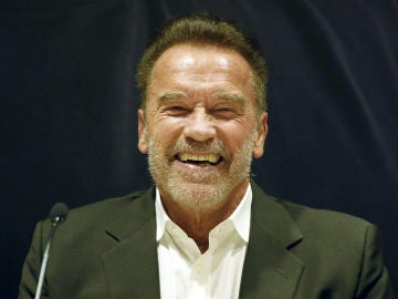 El actor y exgobernador de California (EEUU), Arnold Schwarzenegger