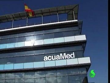 Acuamed había pagado 450.000 euros al presunto financiador del PP de Madrid.