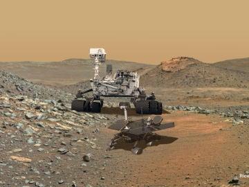 La próxima campaña de la NASA: tu nombre en Marte