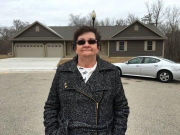 Shelley, propietaria de una inmobiliaria en Wilmington