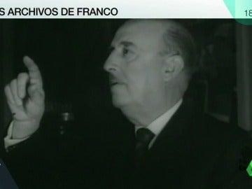 Frame 36.930672 de: El Gobierno reconoce que la Fundación Francisco Franco tiene documentos que jamás ha compartido con nadie